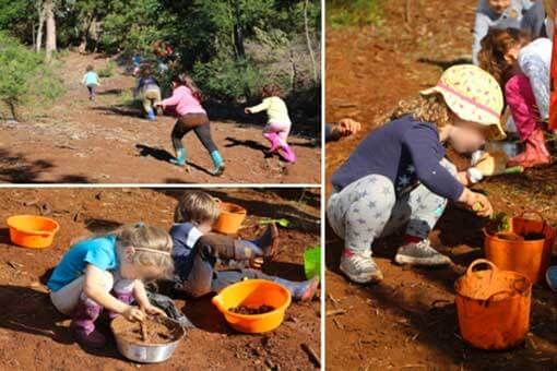 Aumente o sucesso escolar dos seus filhos com Outdoor learning Kids Programa de desenvolvimento infantil e juvenil kidstalentum.com
